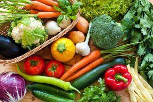 Vegetables Food Group