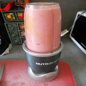 Smoothie for luncho box contest
