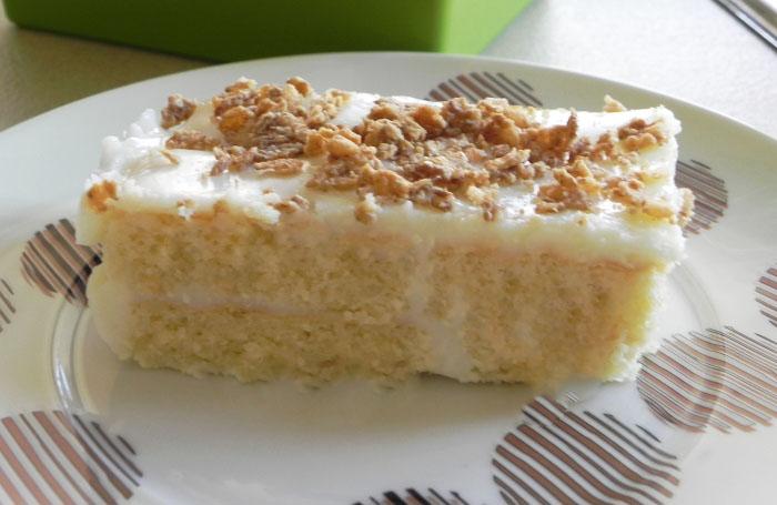 торта бисквитена джоконд