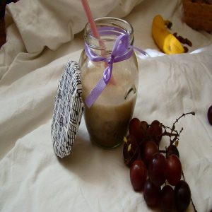 Smoothie for lunchbox contest