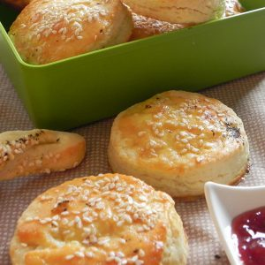 Бързи хлебчета-само за 20 минути