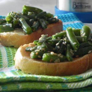 grean-beans salad