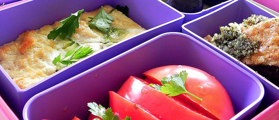 Lunchbox menu Тивички с яйца