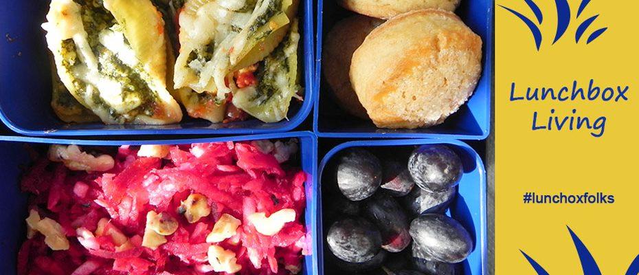 Lunchbox Concilioni Spinach