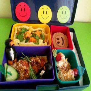 Lunchbox menu_beef