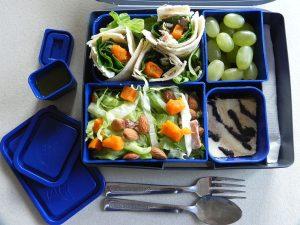 Lunchbox wrap fish 1