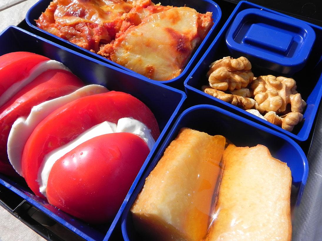 Lunchbox Menu Lasagna