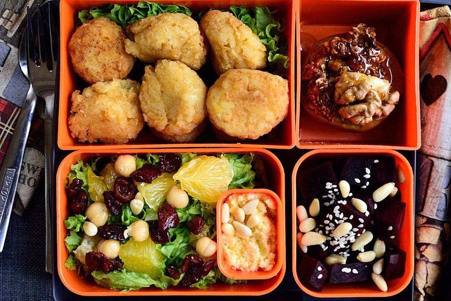 Lunchbox-menu_кюфтета-от-леща-с-артишок-foodie