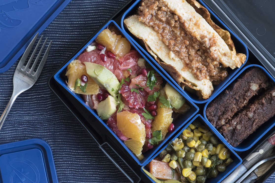 eating by design with lunchbox