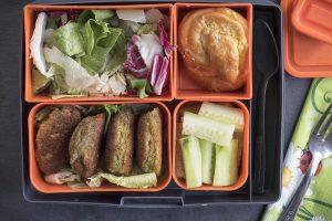 lunchbox menus and recipesLunchbox Екзотик меню: Фалафел