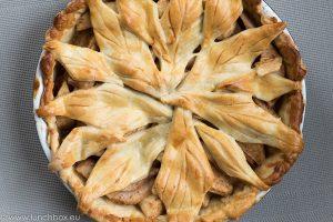Традиционен ябълков пай
