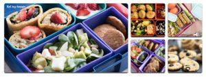 20 идеи за зърнени протеини в lunchbox