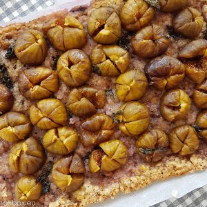 десерт със смокини