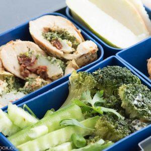 lunchbox menu chicken brest