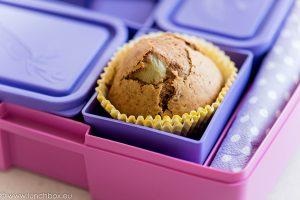Мъфин с мед и грозде в Lunchbox Лавандула
