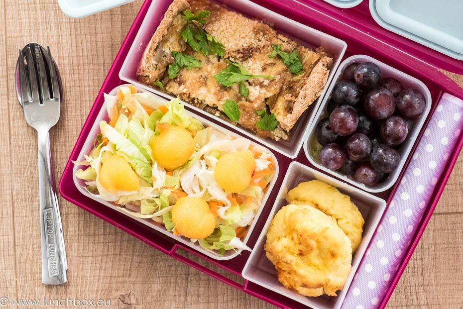 Lunchbox menu за концентрация
