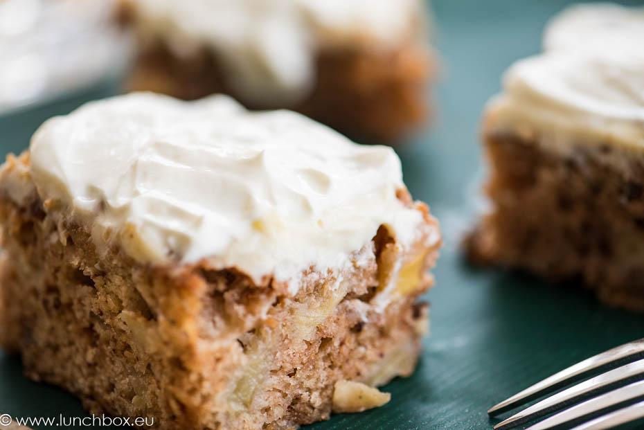 лесен ябълков десерт