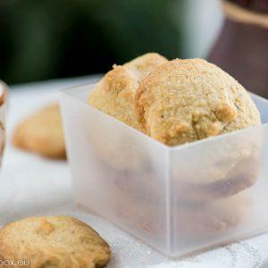 Пикантни бисквити от бавни въглехидрати