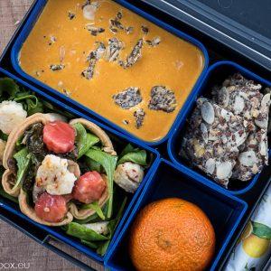 Lunchbox menu: Крем супа от тиква