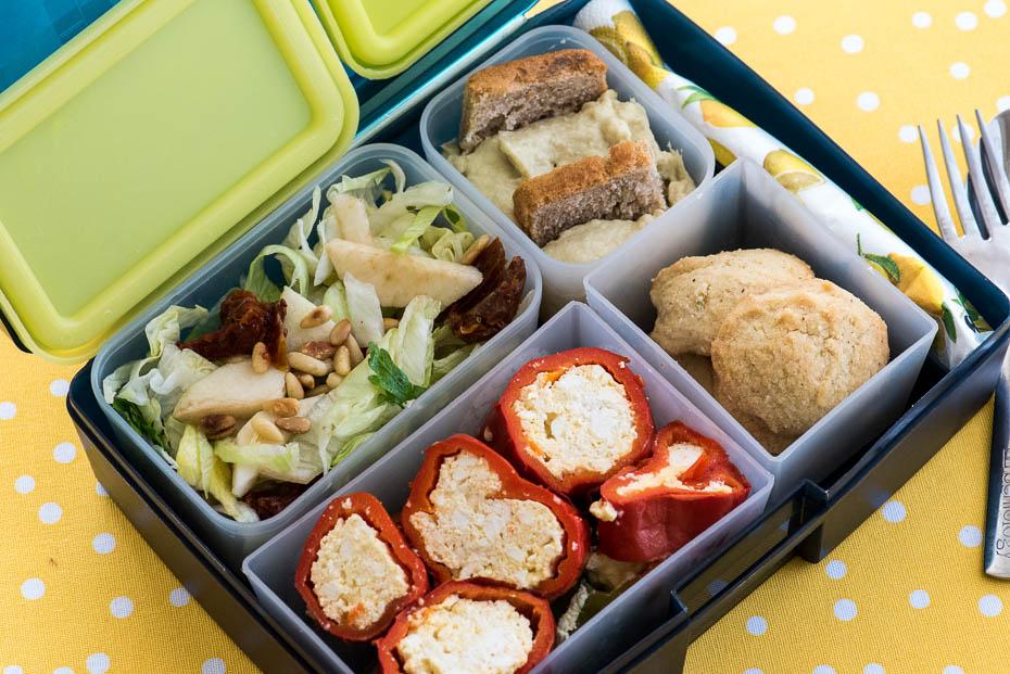 Lunchbox Artichokes