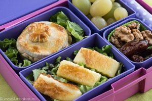 Пилешки пай с боколи и рикота в Lunchbox Лавандула