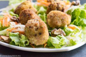 Quick Tuna Balls for Lunchbox