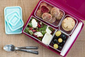 Lunchbox menu в кутия Годжи Бери