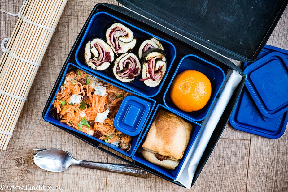 Lunchbox Business: Палео суши
