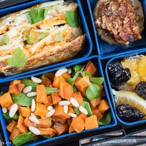 Lunchbox Елегант Лазаня с тиква и праз