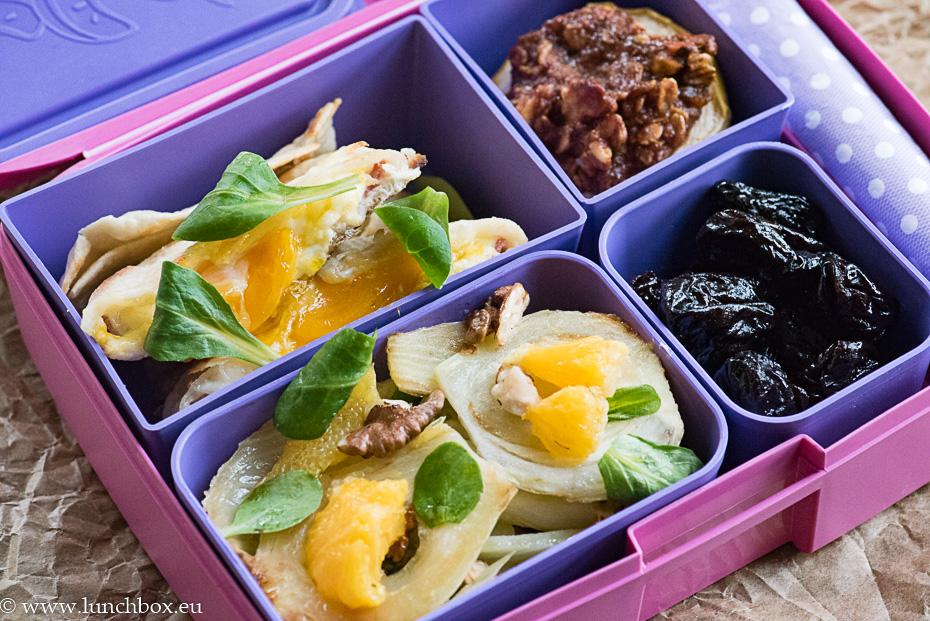 Lunchbox_Джоб с шунка, сирене и яйце