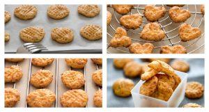 Солени бисквитки