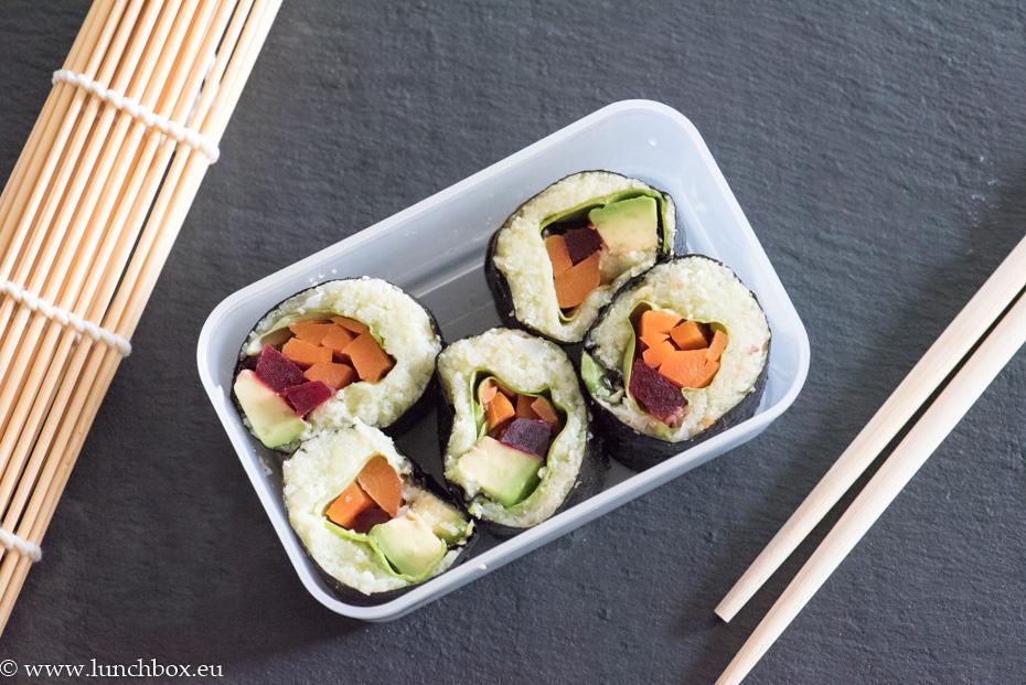 Вътрешна кутия М на Lunchbox