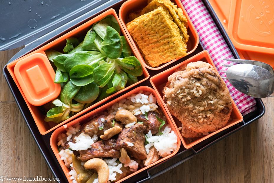 Lunchbox pork stirfry