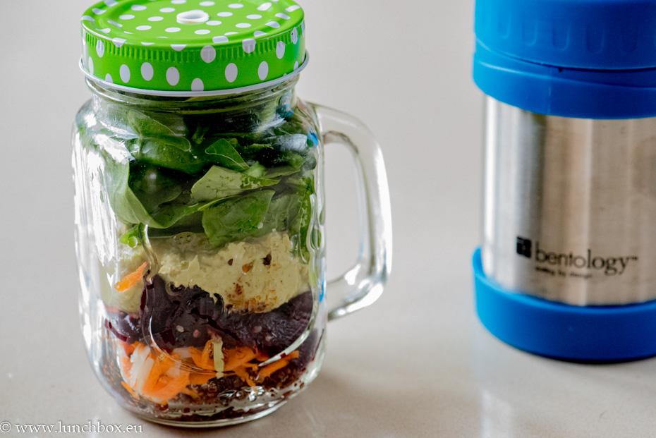 Lunchbox Thermos Jar