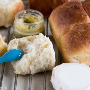 Меки хлебчета за сандвичи, без месене
