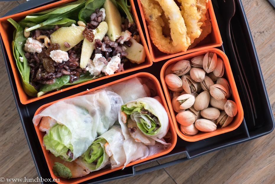Lunchbox menus в Lunchbox Екзотик