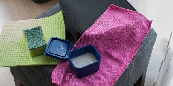 почистване на калъфити и чантите