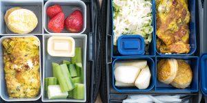 натоварени седмици и здравословно хранене