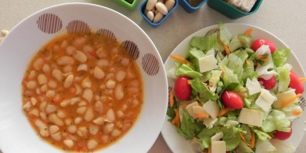 Количство храна в lunchbox