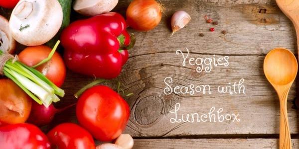 Зеленчуци в структурираното хранене