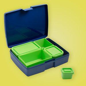 Кутия за храна Lunchbox Lime