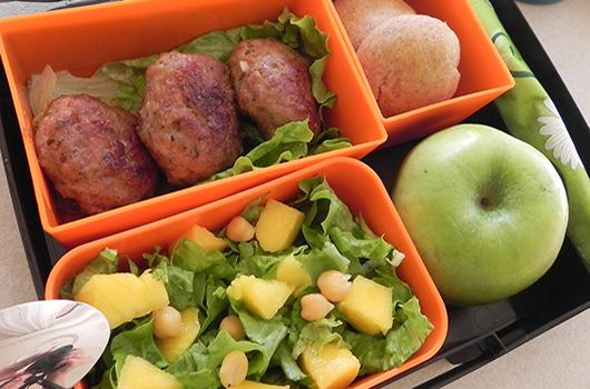 Lunchbox кюфтета