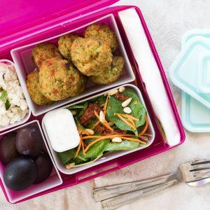 Lunchbox menu хапки от броколи