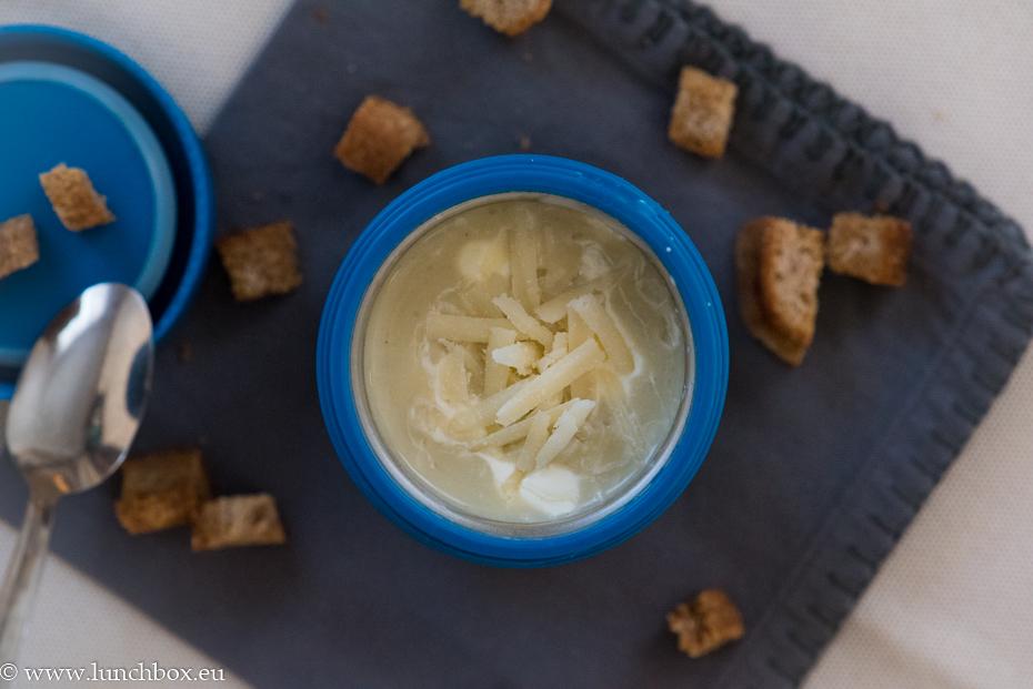 Лека крем супа от тиквички