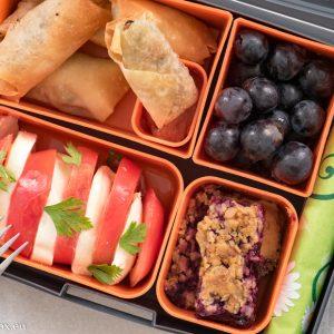 Пролитни рулца в Lunchbox Екзотик