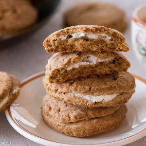 cheescake-бисквити-с-тиква