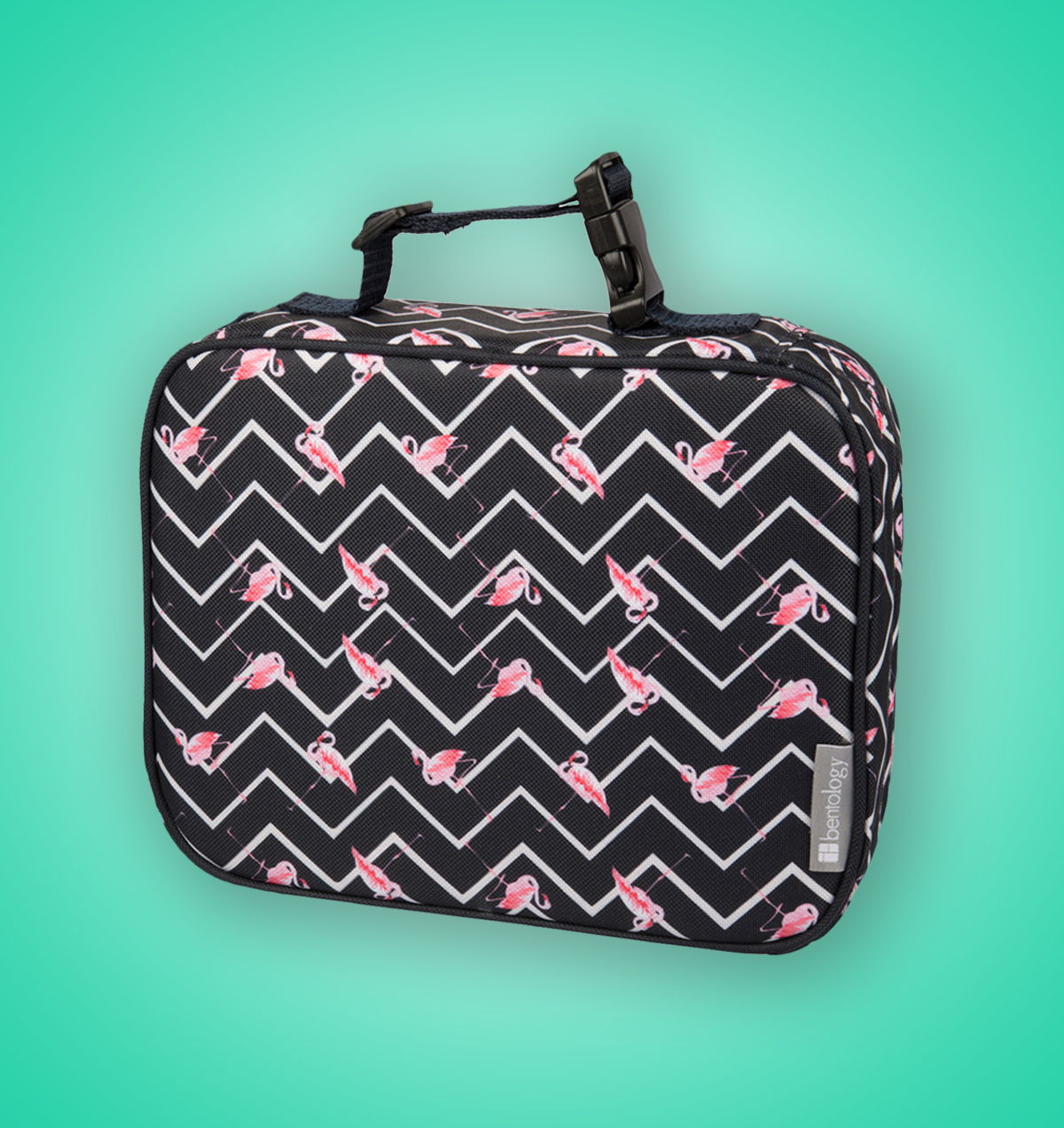 Bag Flamingo for Lunchbox