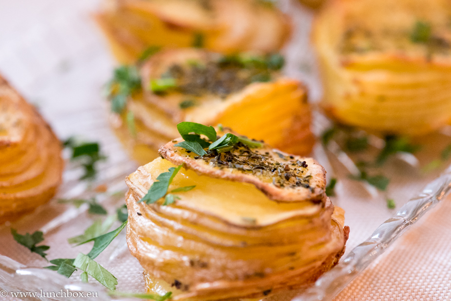 празнични хрупкави картофки