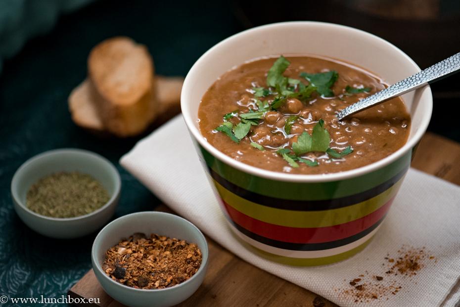 супа от леща