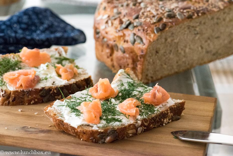 холандски хляб с ядки